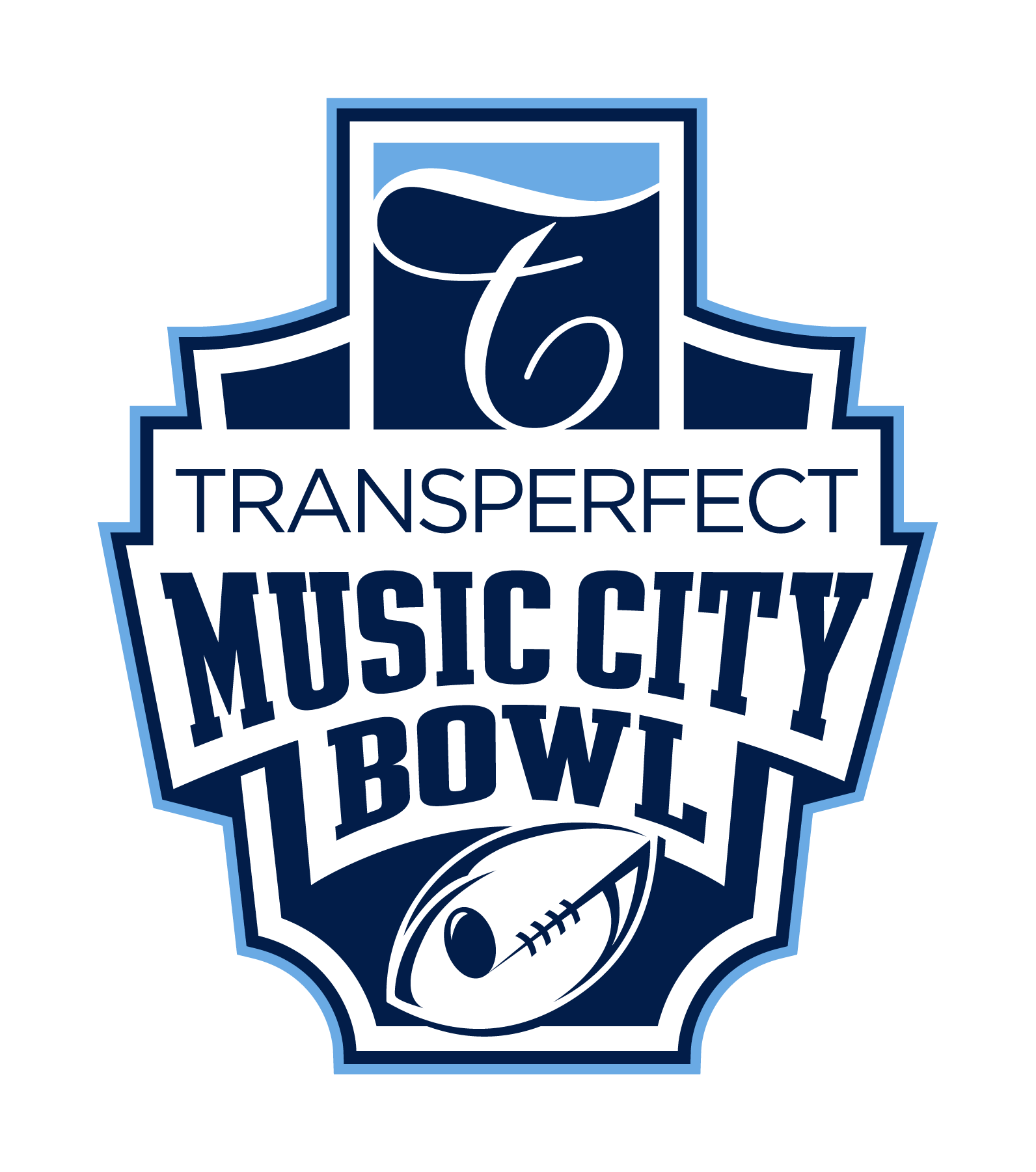 TransPerfect Music City Bowl logo