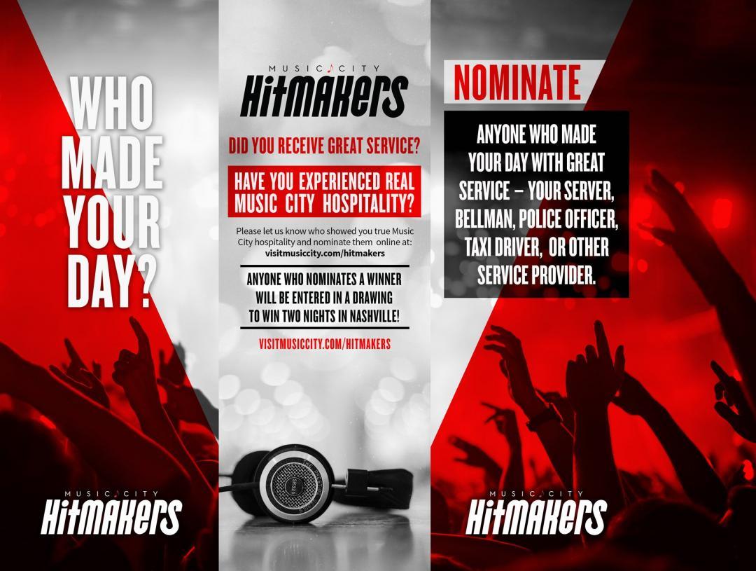 Music City Hitmakers | Visit Nashville TN