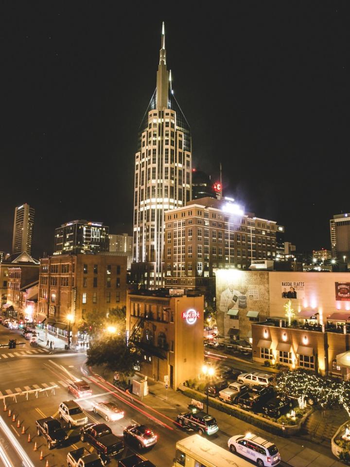 Downtown | Visit Nashville TN