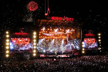 VisitMusicCity New Year's Eve in Nashville Sweepstakes