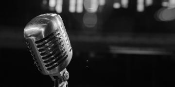 Microphone at the Ryman