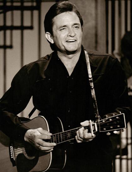 Johnny Cash | Nashville Walk of Fame | VisitMusicCity.com