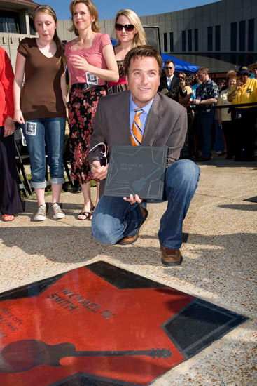Downtown Franklin Tn >> Michael W. Smith | Nashville Walk of Fame | VisitMusicCity.com