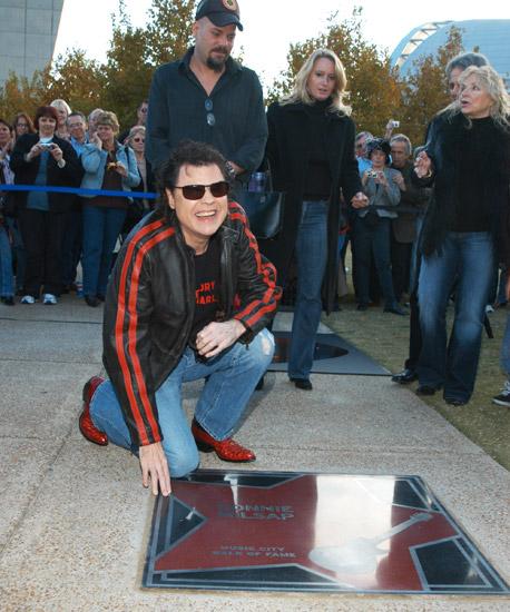 Ronnie Milsap Nashville Walk Of Fame Visitmusiccity Com