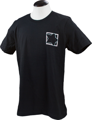 Music CIty Walk of Fame Black T-Shirt Front