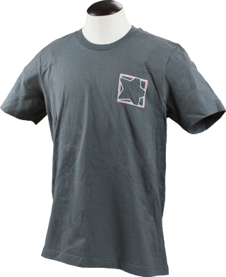 Music City Walk of Fame Grey T-Shirt Front